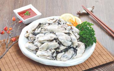 清洁生牡蛎